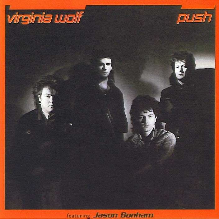 Virginia Wolf Push 1987 aor melodic rock