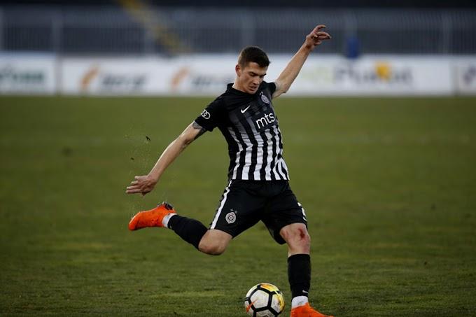 Dete kluba napustilo Partizan!