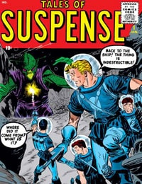 Tales of Suspense (1959)