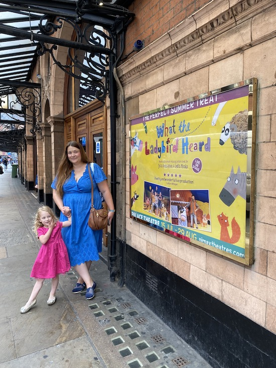what the ladybird heard theatre review