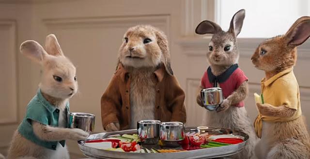 Sinopsis Film Peter Rabbit 2: the Runaway (2021)
