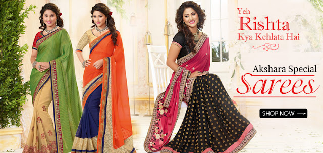 Akshara Hina Khan Special Wedding Wear and Diwali Festival Designer Sarees Online in Discount Price at pavitraa.in