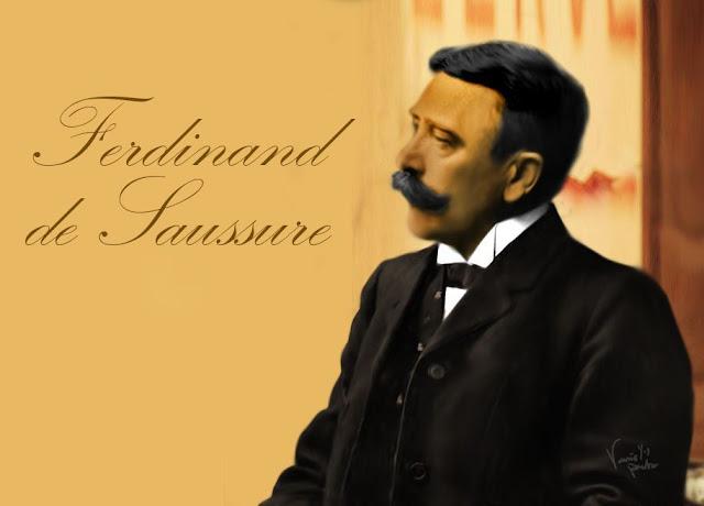 Ferdinand de Saussure linguistik