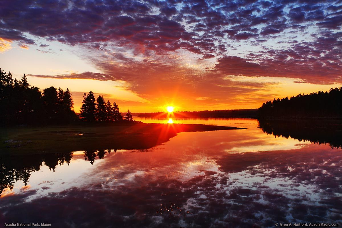 Acadia Photos