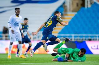 ملخص اهداف مباراة التعاون والعين (3-0) الدوري السعودي