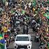 Bolsonaro: Poder do povo brasileiro é mais importante que Executivo, Judiciário e Legislativo