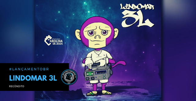 """O rapper mineiro Lindomar 3L lança o EP """"RECôndito"""""""