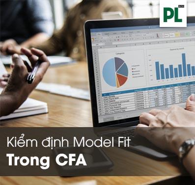 Độ phù hợp mô hình Model Fit trong CFA