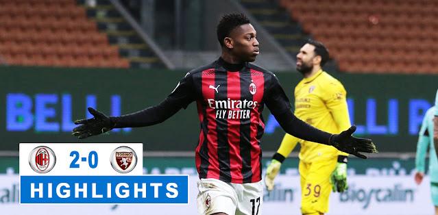 Milan vs Torino – Highlights