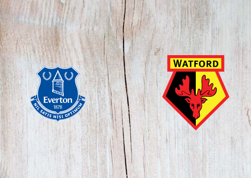 Everton vs Watford -Highlights 17 August 2019