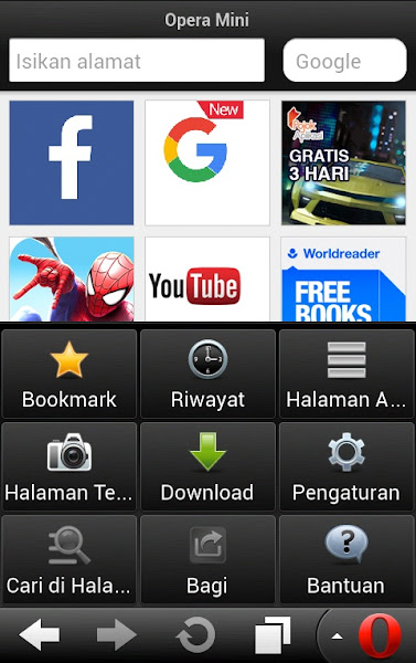 Download The Old Version Of Opera Mini Light And Save Quota