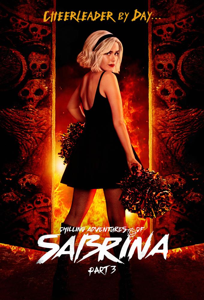 Chilling Adventures of Sabrina (2020) Temporada 02/Parte 03 NF Web-DL 1080p Latino