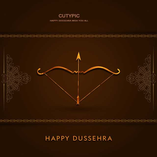 Happy Dussehra Images, GIF, Wallpapers, Photos & Pics