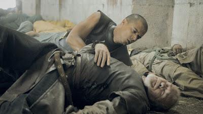 Gusano Gris con Sir Barristan muerto