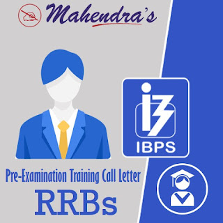 IBPS l RRBs | Pre-Examination Training Call Letter