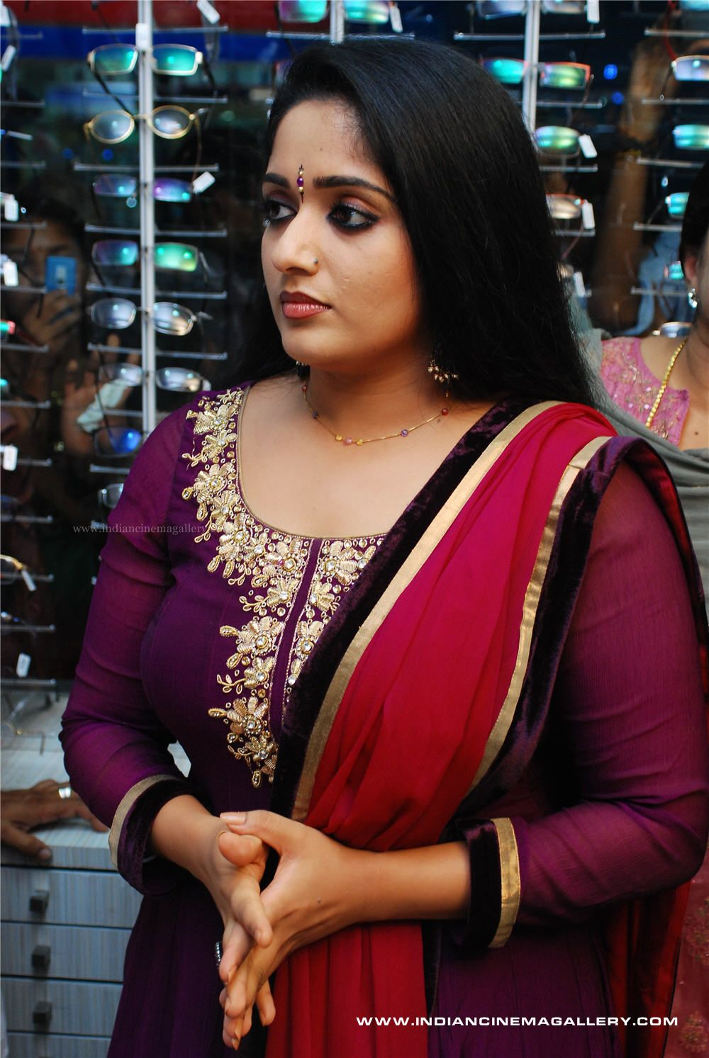 Cute Photos Kavya Madhavan New Hot Photos-6830