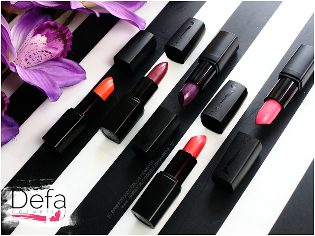 vegan makeup, bio makeup Defa cosmetics lipstick rossetti