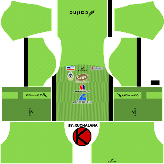Sabah Fa 2018 - Dream League Soccer Kits