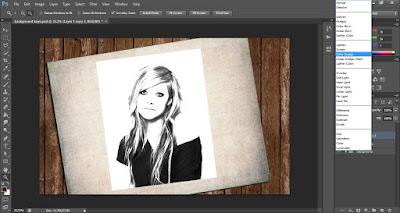 Tutorial Edit Foto Menjadi Sketsa 3D
