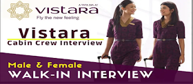 Air Vistara Jobs 2021 AirVistara.com 3,500+ Air Vistara Careers