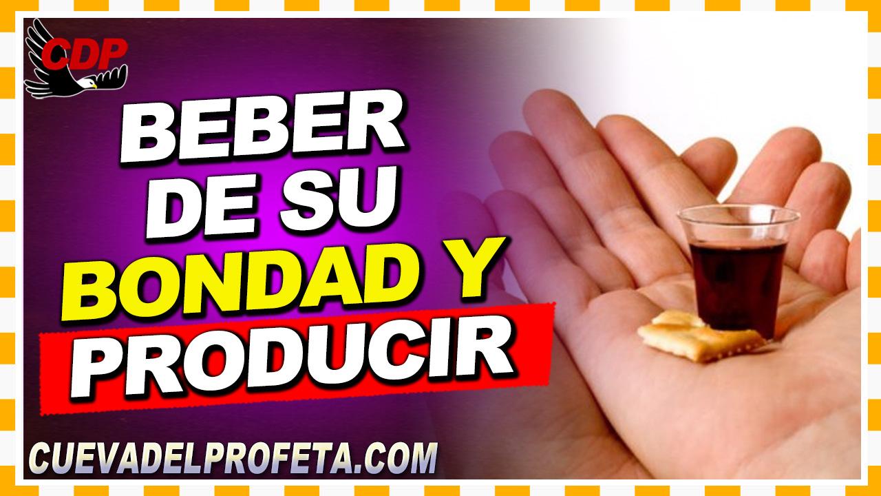 Beber de Su bondad y producir - William Branham en Español