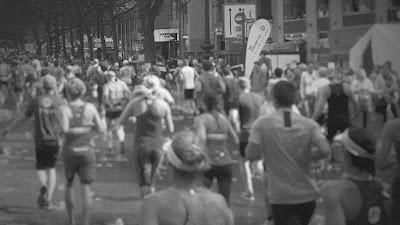 BWM Berlin Marathon 2016 Strecke