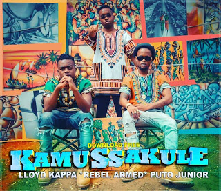 Lloyd Kappa & Rebell Armedd Feat. Puto Júnior - Kamussakule