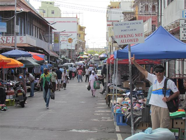 Sv erica 39 s travels mauritius june july 2012 - Mauritius market port louis ...