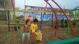 Rest Area Kanci - Pejagan KM 228 Pecahkan Rekor Muri Dengan Toilet Terbanyak Dan Bersih