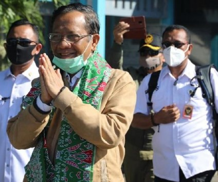 Mahfud Sampaikan DPR harus Serap Lebih Banyak Aspirasi Masyarakat Soal RUU HIP