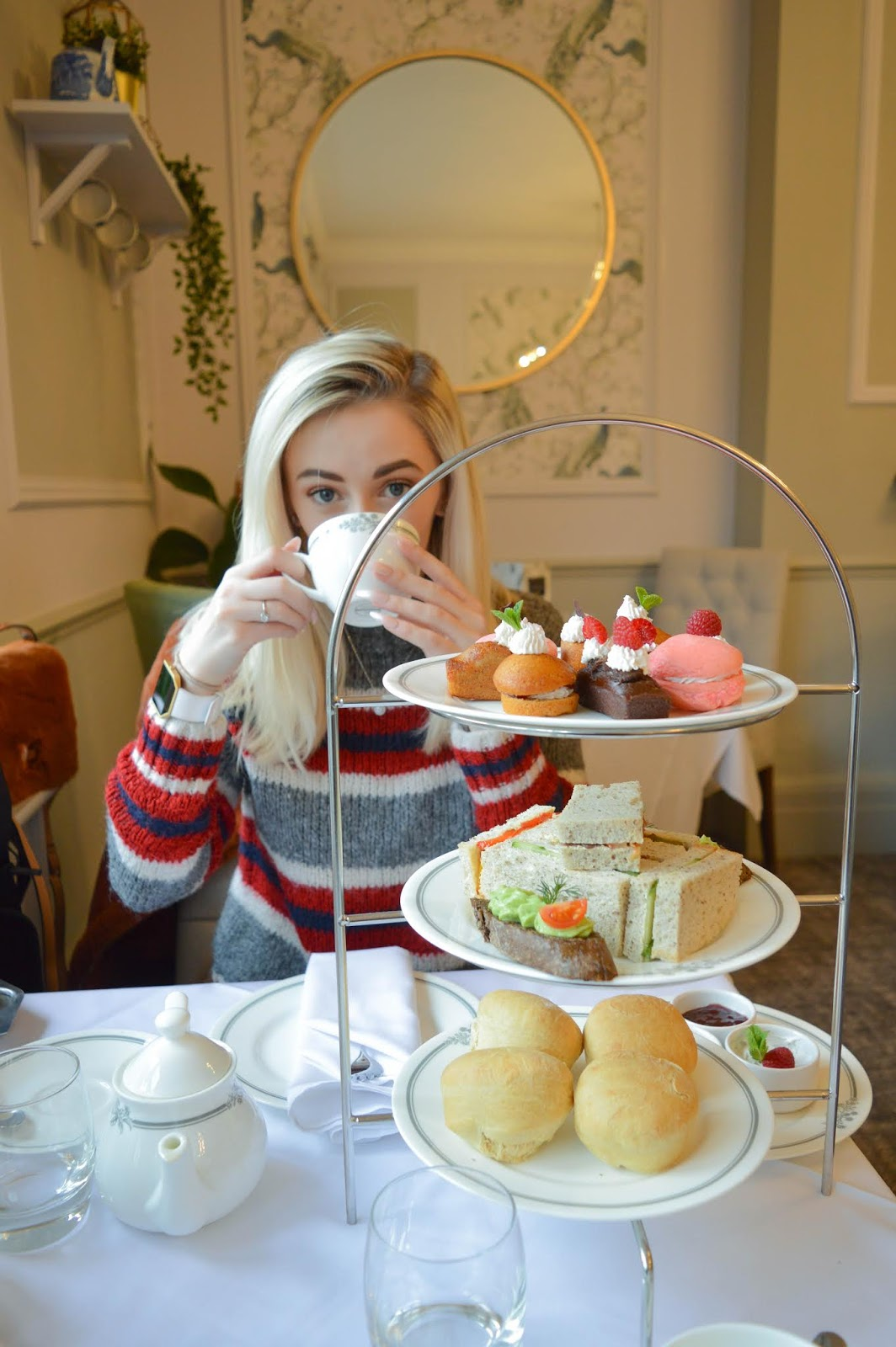 Laura Ashley Tea Rooms