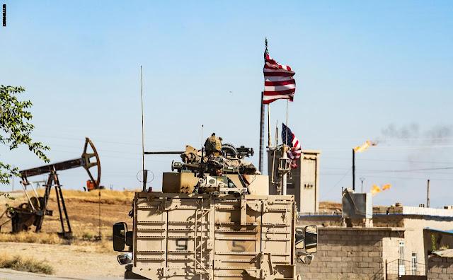 """تركيا: أمريكا تستولي على نفط سوريا.. و""""نبع السلام"""" أحبطت قيام """"دويلة إرهابية"""""""