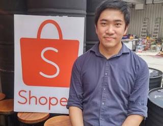 Owner Shopee Chris Feng