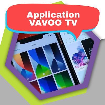 Téléchargez et activez le programme vavoo TV pour Android, la dernière version