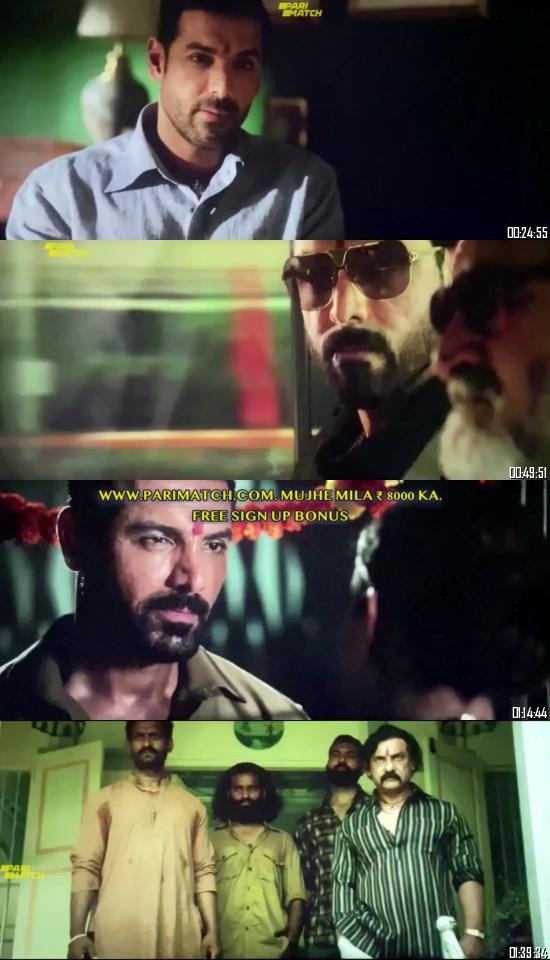 Mumbai Saga 2021 Hindi 720p 480p pDVDRip x264 Full Movie