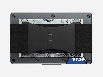 Ridge RFID Wallet