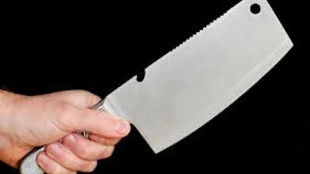 52χρονος κυκλοφορούσε σε χωριό του Άργους με μπαλτά