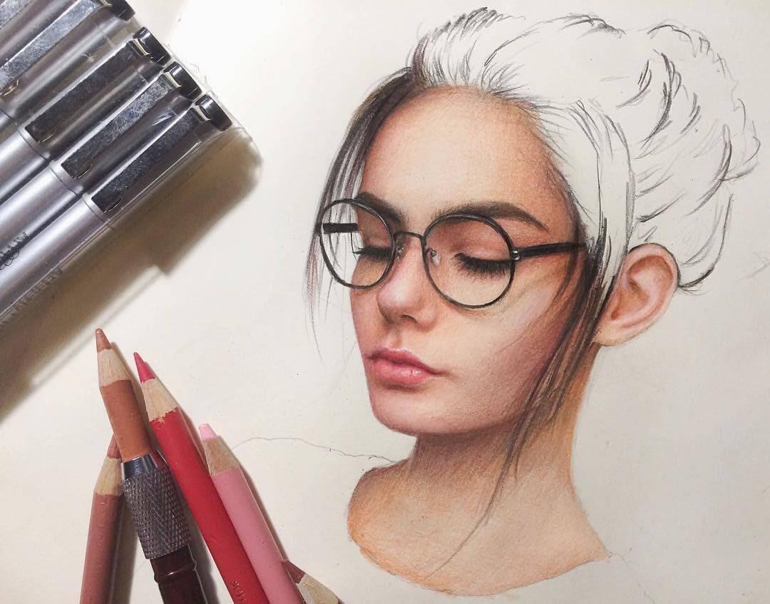 07-Marat-Utamuratov-WIP-Realistic-Portrait-Sketches-www-designstack-co