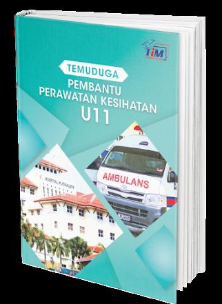 Temuduga Pembantu Perawatan Kesihatan U11