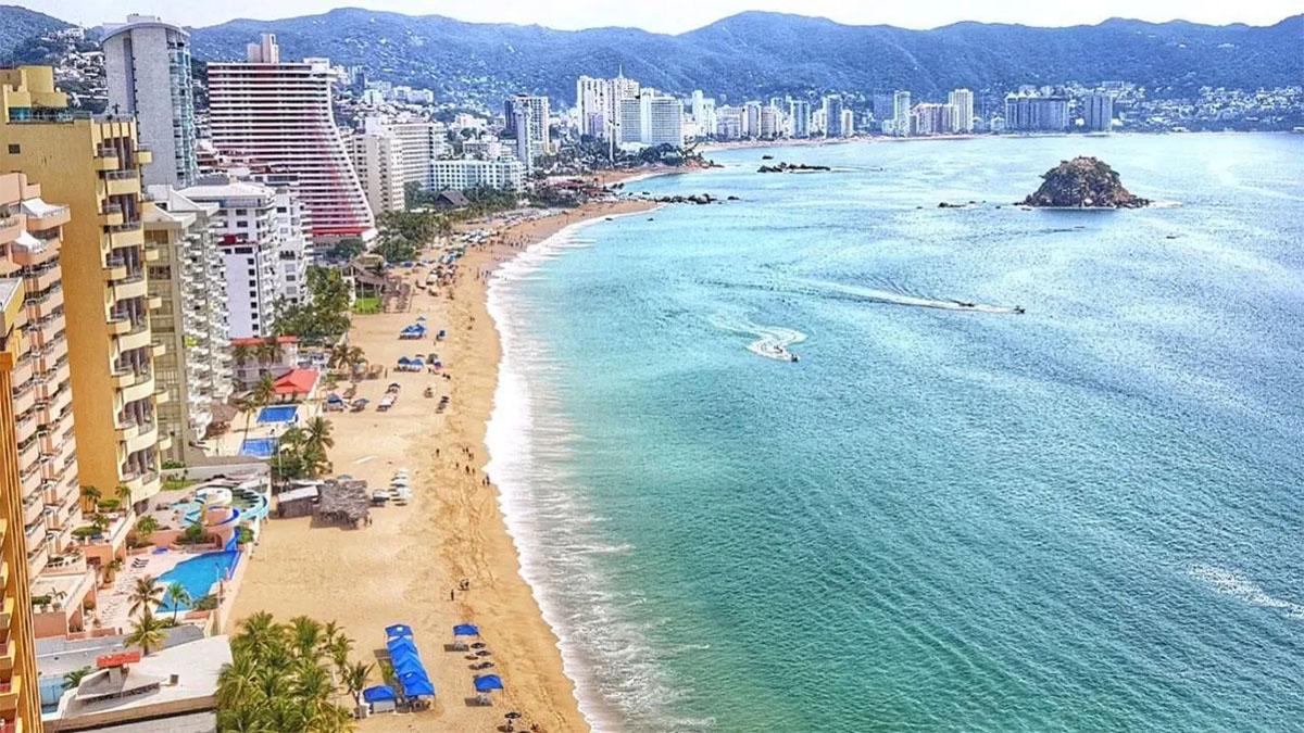 Acapulco reactiva su conectividad aérea nacional e internacional | Reporte  Lobby