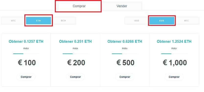 comprar en cex.io ethereum o bitcoin con euros o dolares español