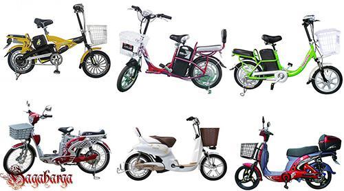 Daftar Harga Sepeda Listrik Termurah Terbaru