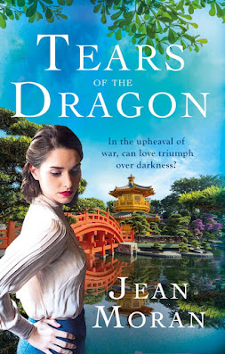 Tears of the Dragon by Jean Moran book cover