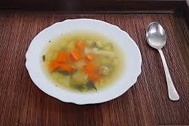 How to make a light soup