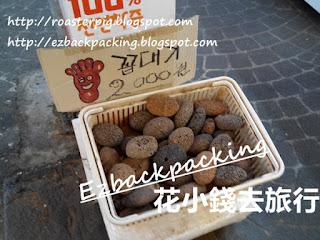 濟州購物:東門市場買手信記念
