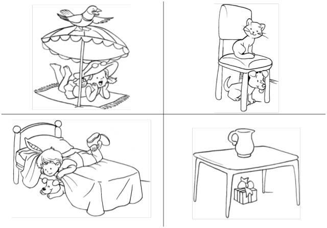 Imagenes de arriba y abajo para colorear - Imagui