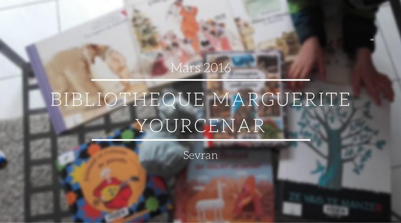 Bibliothèque Marguerite Yourcenar - Sevran