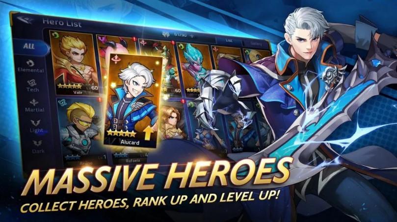 Mobile Legends: Adventure ملخص حول أساطير الجوال: مغامرة