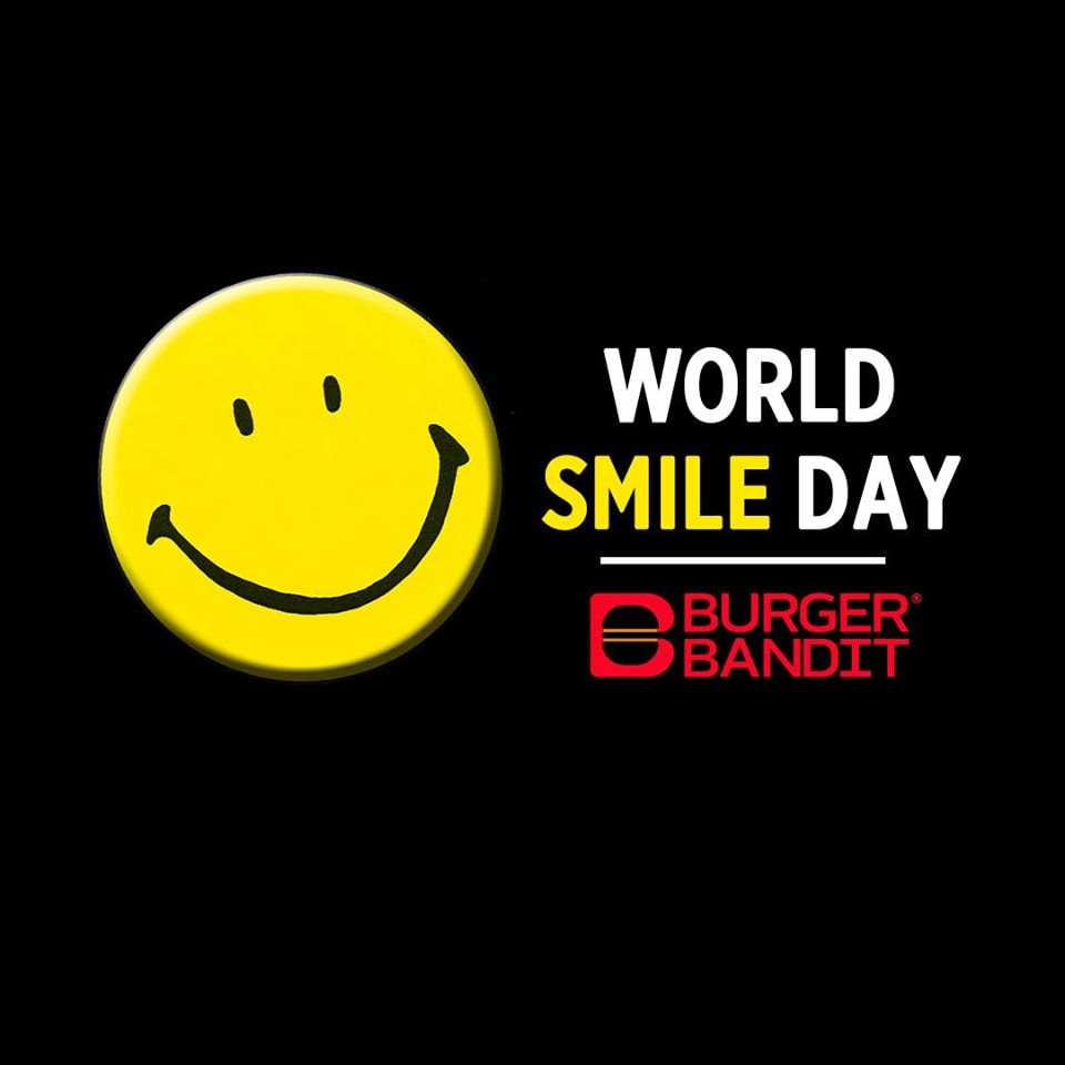 World Smile Day Wishes for Instagram