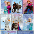 Pretty Free Printable Valentines Inspired in Frozen.